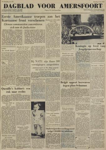 Dagblad voor Amersfoort 1950-07-03