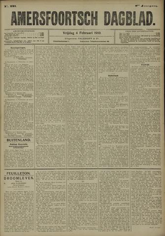 Amersfoortsch Dagblad 1910-02-04