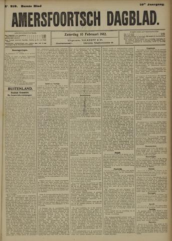 Amersfoortsch Dagblad 1912-02-10