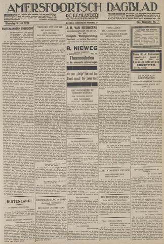 Amersfoortsch Dagblad / De Eemlander 1928-07-09