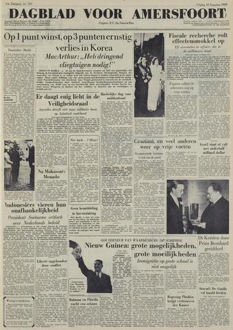 Dagblad voor Amersfoort 1950-08-18