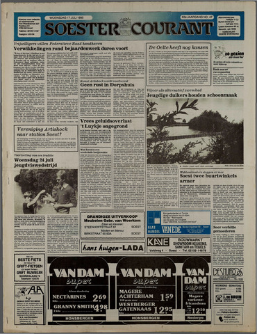 Soester Courant 1985-07-17