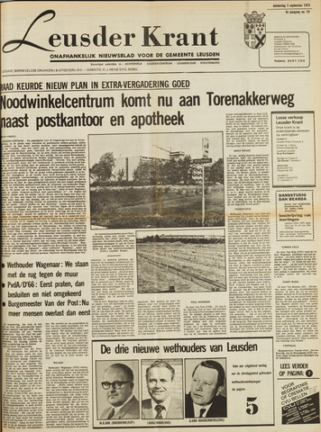 Leusder Krant 1974-09-05