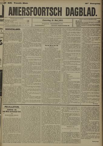Amersfoortsch Dagblad 1912-05-18