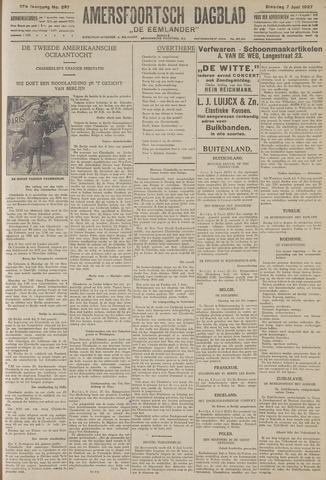 Amersfoortsch Dagblad / De Eemlander 1927-06-07