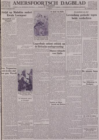 Amersfoortsch Dagblad / De Eemlander 1942-01-09