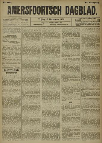 Amersfoortsch Dagblad 1909-12-17