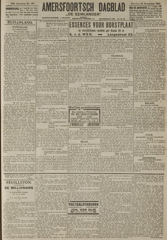 Amersfoortsch Dagblad / De Eemlander 1923-11-27
