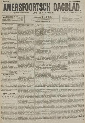 Amersfoortsch Dagblad / De Eemlander 1916-05-01