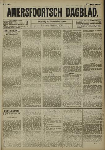 Amersfoortsch Dagblad 1909-11-16