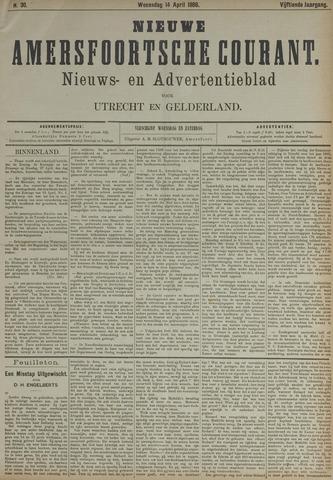 Nieuwe Amersfoortsche Courant 1886-04-14