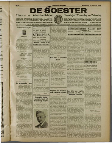De Soester 1932-01-27