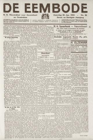 De Eembode 1924-01-26
