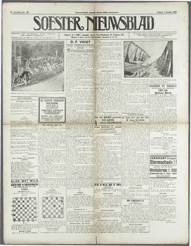 Soester Courant 1927-10-07