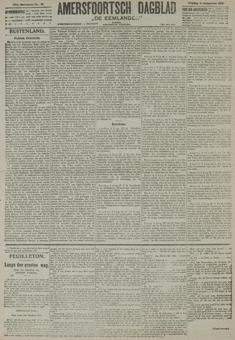 Amersfoortsch Dagblad / De Eemlander 1921-08-05