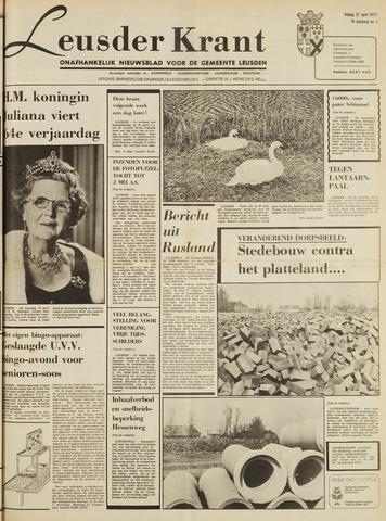 Leusder Krant 1973-04-27