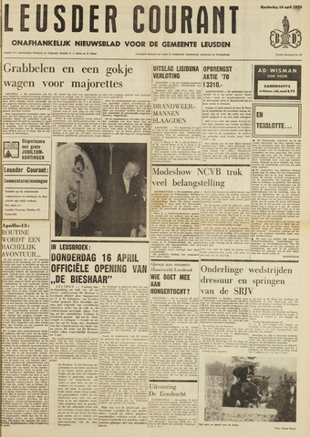 Leusder Krant 1970-04-16