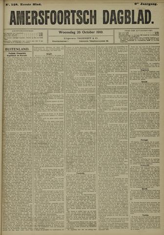Amersfoortsch Dagblad 1910-10-26