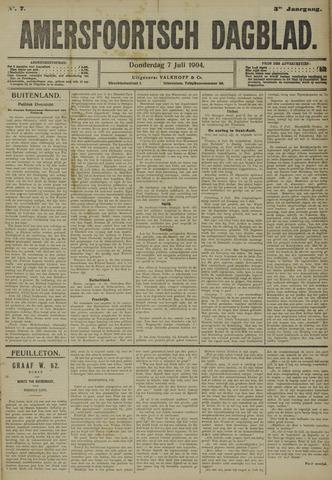 Amersfoortsch Dagblad 1904-07-07