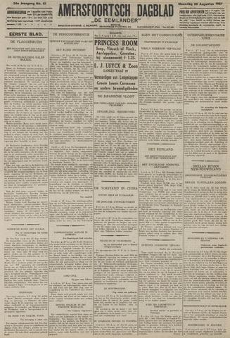 Amersfoortsch Dagblad / De Eemlander 1927-08-29