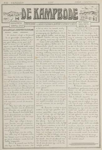 De Kampbode 1916-11-05