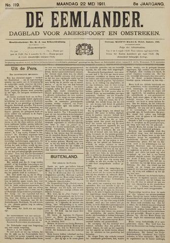 De Eemlander 1911-05-22