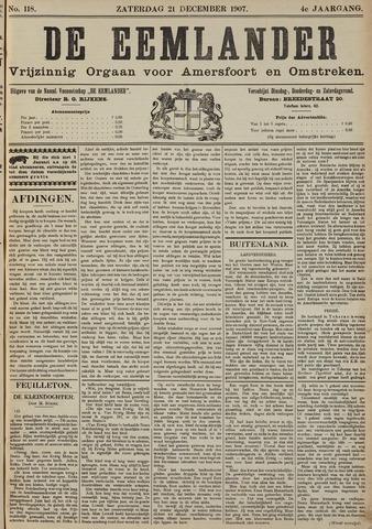 De Eemlander 1907-12-21