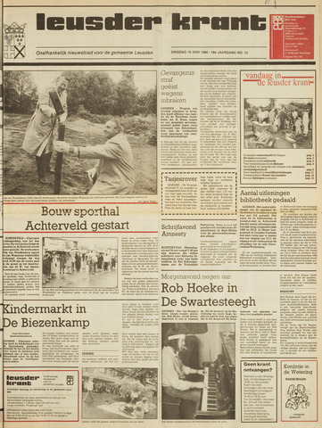 Leusder Krant 1986-06-10