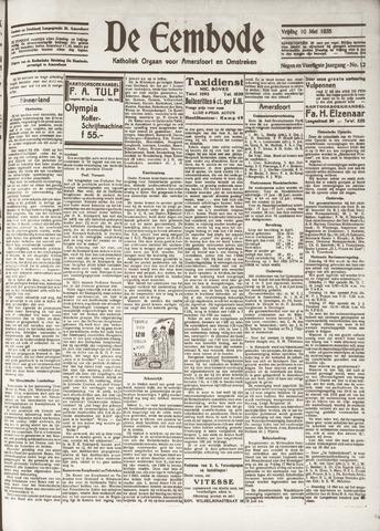 De Eembode 1935-05-10