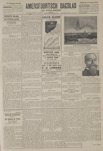Amersfoortsch Dagblad / De Eemlander 1927-01-17