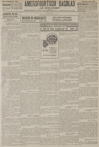 Amersfoortsch Dagblad / De Eemlander 1926-05-08
