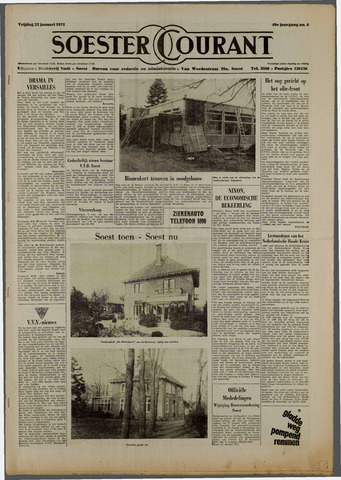 Soester Courant 1971-01-22
