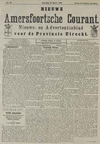 Nieuwe Amersfoortsche Courant 1908-03-14