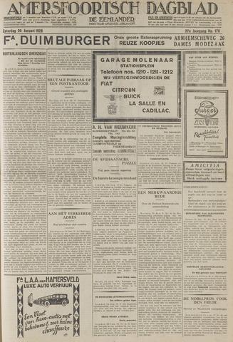 Amersfoortsch Dagblad / De Eemlander 1929-01-26