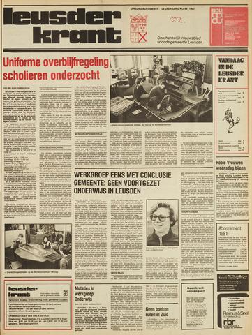 Leusder Krant 1980-12-09