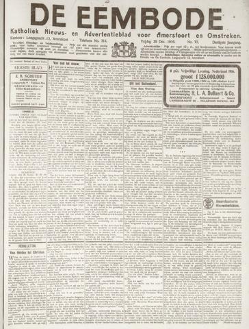 De Eembode 1916-12-29