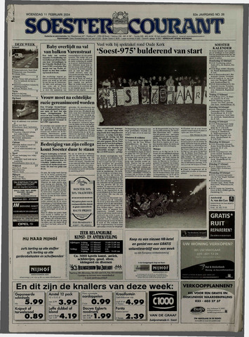 Soester Courant 2004-02-11