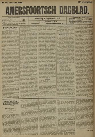 Amersfoortsch Dagblad 1911-09-16