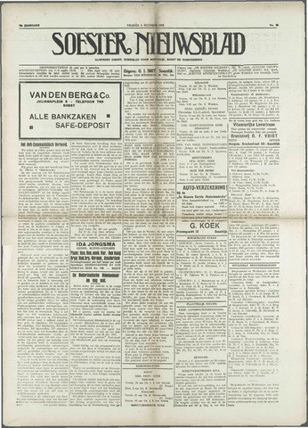 Soester Courant 1933-10-06