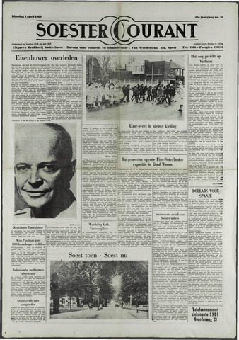 Soester Courant 1969-04-01