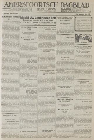 Amersfoortsch Dagblad / De Eemlander 1929-05-28