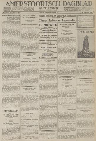 Amersfoortsch Dagblad / De Eemlander 1928-09-27