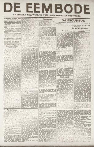 De Eembode 1920-09-21