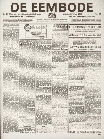 De Eembode 1928-01-27