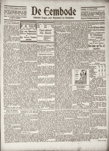 De Eembode 1936-03-10
