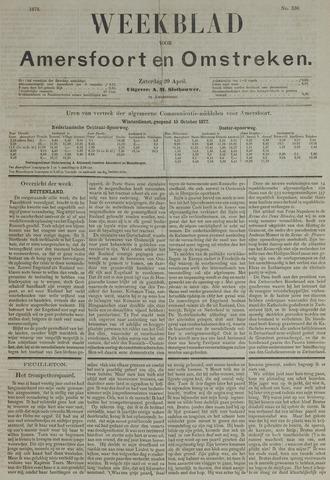 Weekblad voor Amersfoort en Omstreken 1878-04-20