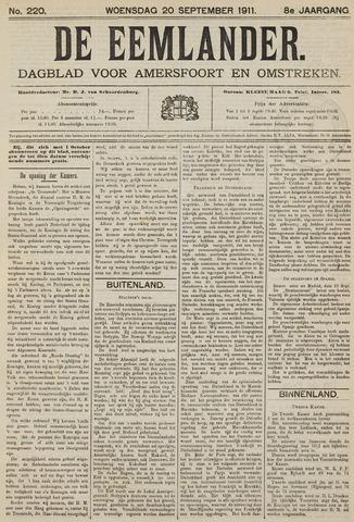 De Eemlander 1911-09-20