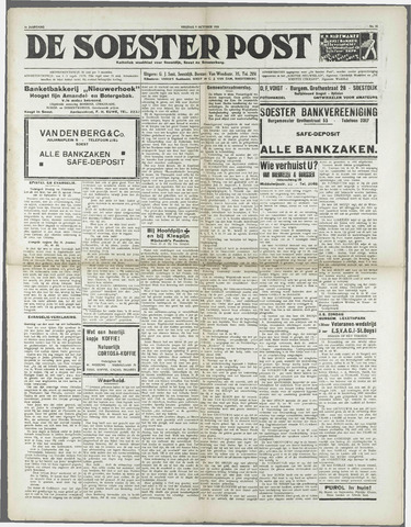 Soester Courant 1931-10-09