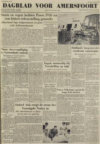 Dagblad voor Amersfoort 1950-04-11