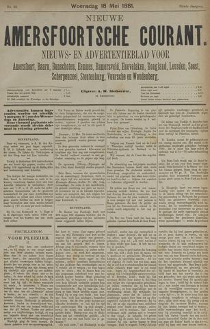 Nieuwe Amersfoortsche Courant 1881-05-18